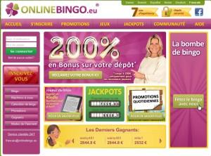 OnlineBingo site